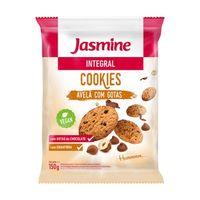 Cookie Jasmine Light Avelã e Gotas de Chocolate 150g