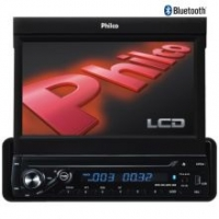 DVD Player Automotivo Philco PCA635 c/ Tela 7
