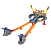 Conjunto Pista Hot Wheels Mattel Velocidade Explosiva