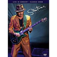 Santana In Concert - Muliti-Região / Reg.4
