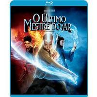 O Último Mestre do Ar Blu-Ray - Multi-Região / Reg.4