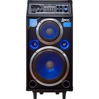 Caixa Amplificadora Multiuso Lenoxx CA 316