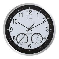 Relógio de Parede Herweg Quartz 6416-021 Branco