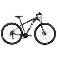 Bicicleta Caloi Aro 29 21 Marchas Alumínio Cinza