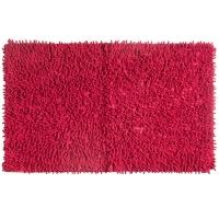 Tapete Para Banheiro Sul Brasil Soft 100% Algodão 50x80cm Vermelho