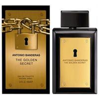 Perfume Masculino The Golden Secret de Eau Toilette 200ml