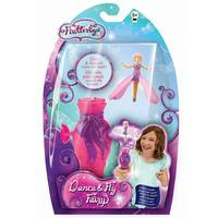 Boutique Fada Voadora Dancing Pixie Fada Base Multikids Rosa