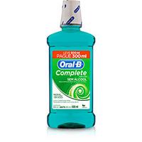 Anti-Séptico Bucal Oral-B Complete Hortelã 500ml