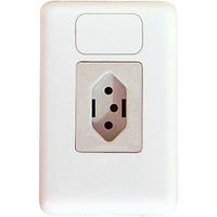 Interruptor Digital Paralelo + 1 Tomada OneTouch 20A ON Eletrônicos