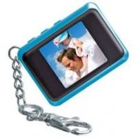 Porta Retrato Digital e Chaveiro Coby DP151 Azul