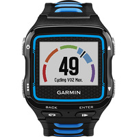 Relógio de Corrida Garmin 920XT Forerunner com GPS Azul e Preto