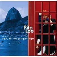 Rita Lee Aqui Ali Em Qualquer Lugar LP
