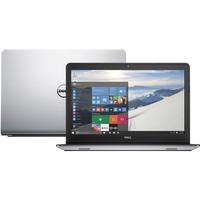 Notebook Dell Inspiron série 5000 i15-5558-B30 Intel Core i5 4GB 1TB 2.7GHz Windows 10 Branco