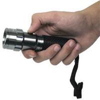 Lanterna Nautika Alu 31110 com Lente Difusora e 15 Lumens Alumínio Preta