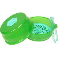 Esterilizador Love de Mamadeira Chupeta para Microondas Verde