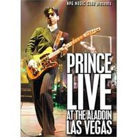 Prince: Live at the Aladdin Las Vegas - Multi-Região / Reg. 1
