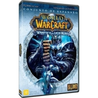 World of Warcraft Wrath of The Lich King Conjunto de Expansão PC & Mac