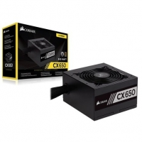 FONTE ATX CORSAIR CX650W - CP-9020122-WW - 80PLUS BRONZE