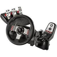 Volante e Pedal e Câmbio Logitech G27 Racing Wheel para PC