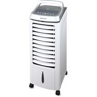 Climatizador de Ar Springer Wind Frio e Quente Cinza e Branco