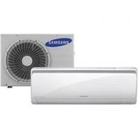 Ar-Condicionado Split Samsung Inverter AR09HVSPBSNNAZ 9.000 BTUs Frio Branco 220V