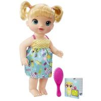 Boneca Baby Alive Hasbro Escolinha Loira