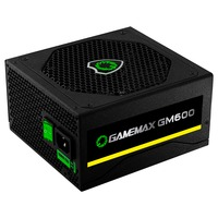 Fonte Gamer Gamemax GM600 80 Plus Bronze 600W