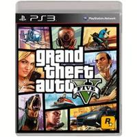 GTA V Playstation 3 Sony