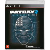 Payday 2:Safecracker Edition Playstation 3 Sony