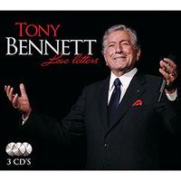 Tony Bennett Love Letters 3 Discos