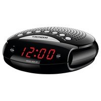 Rádio Relógio AM/FM Display Digital RR-03 Sleep Star III Mondial