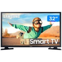 "Smart TV LED 32"" Samsung UN32T4300AGXZD"