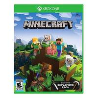 Game Minecraft Explorers Pack Microsoft Xbox One