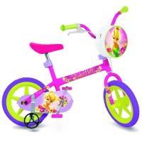 Bicicleta Bandeirante Tinker Bell Disney Aro 12