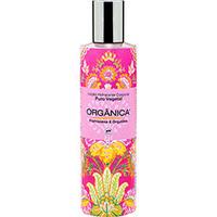 Loção Hidratante Orgânica Puro Vegetal Framboesa e Orquídea