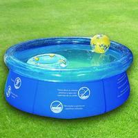 Piscina Splash Fun Mor 1.000L Azul