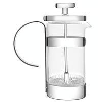 Cafeteira Tramontina Francesa Vidro Duplo Alça Metálica 0,42 Litros