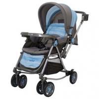 Carrinho de Bebê Ayoba Premium Balanço 7035A Azul