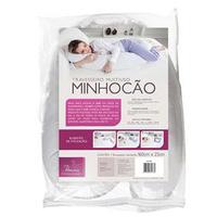 Travesseiro Fibrasca Multiuso Minhocão Branco