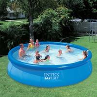 Piscina Intex Easy Set 5621 Litros Azul