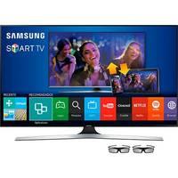 Smart TV Samsung UN48J6400 LED 3D 48