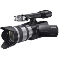 Filmadora Sony Handycam HD NEX-VG20H com Lente 18-55mm