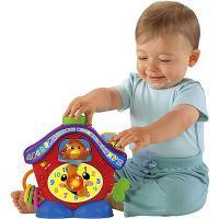 Cuco Aprender e Brincar Fisher Price Mattel