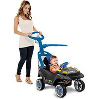 Mini Veículo Bandeirante Smart Baby Comfort Azul