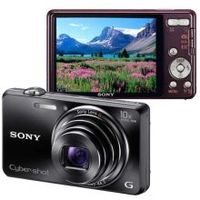 Camera Digital Sony Cyber-shot DSC-WX100 18.2MP + Cartão 8GB