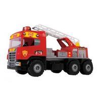 Caminhao Super Bombeiro Magic Toys 5056