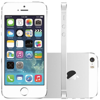 IPhone 5s 16GB Apple Desbloqueado 4G GSM Prata