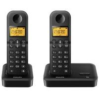 Telefone Philips D1502B Preto