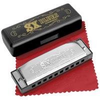 Gaita SX HM1020C Blues Afinação C DO