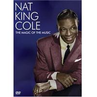 Dvd Nat King Cole: The Magic Of The Music